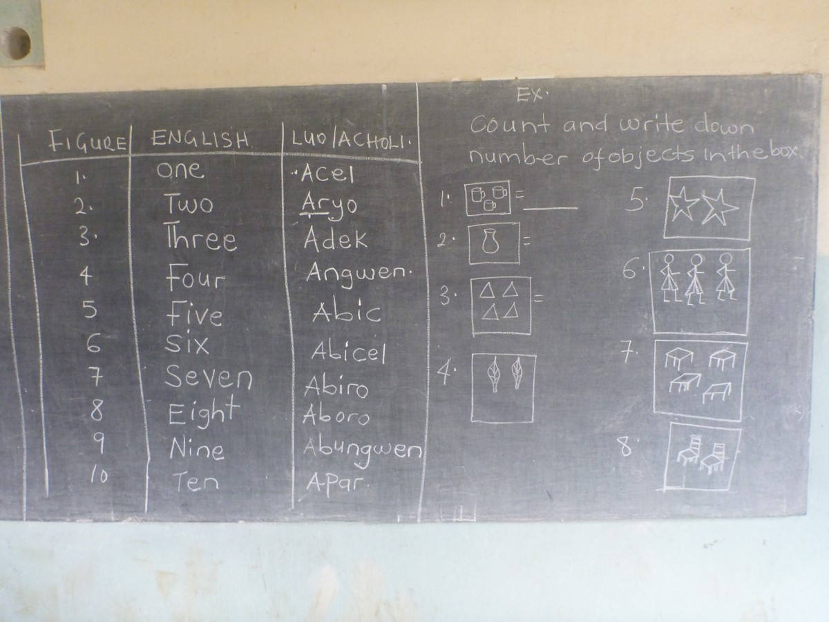 Numeracy Teaching in Luo