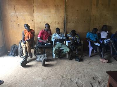 July Training in Gulu 3