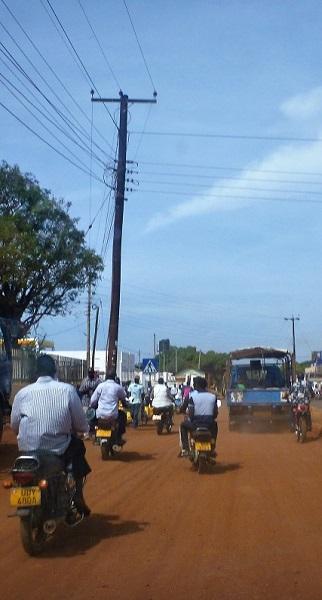 Acholi Road Gulu