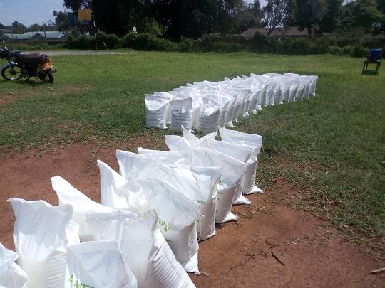 Food Distribution at GDPU (2) 2