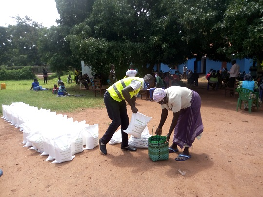 Food Distribution at GDPU (5) 2