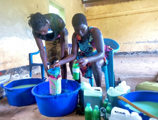 Soap Training 1